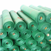 防火布 绿色玻璃纤维防火布 玻璃纤维防火布