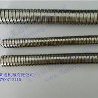 供应FSS-I10双扣穿线管DN12抗拉抗压蛇皮管