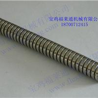 供应Φ16不锈钢抗拉型穿线管双扣不锈钢软管