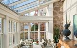 偶遇较美玻璃房子,一眼就爱上了阳光房装修效果图-阳光房装修效果图