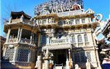 """价值连城的天津""""瓷房子"""", 镶满各个历史时期数亿块瓷片-瓷片电容"""