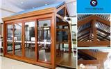 实拍尚粤阳光房+遮阳系统,不一样的阳光玻璃房-阳光房遮阳系统