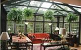 最近大红大紫的阳光房,这样真的好吗~怀疑~-阳光房遮阴的最新方法