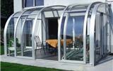露台和一楼阳光房可以选择这样装-阳光房