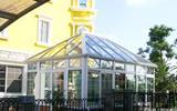 参观邻居的小院阳光房,这样的装修需要多少钱-阳光房