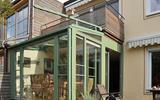 田园风格露台阳光房设计效果图-阳光房装修效果图