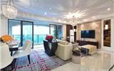 家居装修设计:素色经典的无缝墙布应该怎么挑选好,有方法哦-如何选墙布的颜色