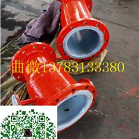 化学物质排放钢衬聚丙烯管