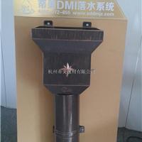 供应太康县方形雨水管铝合金防锈雨水斗厂