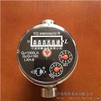 供应LYHY-8A 纯净水表 不锈钢水表
