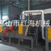 机械设备配件除锈翻新喷砂机 红海喷砂机