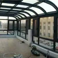 亿钢建设供应钢结构连廊雨棚阳光棚玻璃雨棚