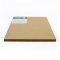 供应12mm维香牌无醛密度板 防潮防水纤维板