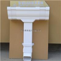 PVC檐槽怎样,塑料集水槽