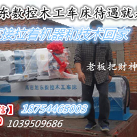 供应双轴双铣多功能数控木工车床木工专用车
