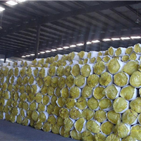 玻璃棉 沙河市超细玻璃棉卷毡现货供应