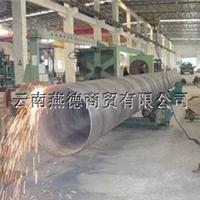 昆明螺旋钢管厂家