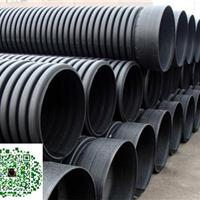 污水收集钢带增强波纹管道