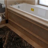 卫生间台面,浴缸台面