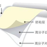 供应盛华牌非沥青高分子自粘胶膜防水卷材