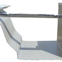 供应别墅屋面铝合金天沟落水系统