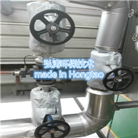 供应保温套机械设备可拆卸保温套管道保温套