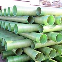 供应贵州省玻璃钢保护管,夹砂管红泥管