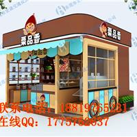 供应广东中山景区售货亭生产厂家
