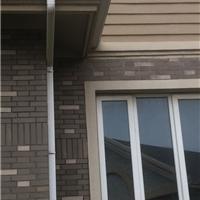 供应屋面PVC天沟落水系统