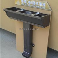 供应江门市铝合金檐槽铝合金雨管