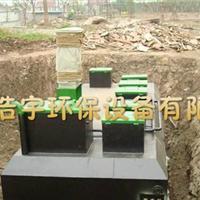 唐山屠宰污水处理设备