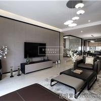 昆明白龙潭�B园169平米现代风格装修设计