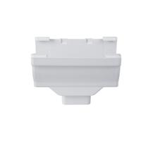 供应别墅屋面树脂檐槽落水系统