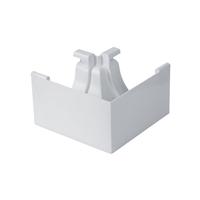 供应别墅屋面塑料排水槽落水系统