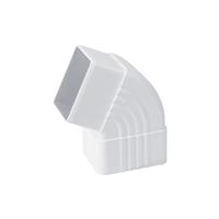 供应别墅屋檐PVC水槽落水系统