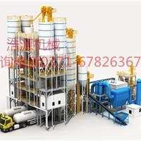 供应年产40万吨干混砂浆生产线厂家