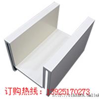广州铝合金长城板供应商 超市设备