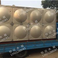 常州不锈钢圆形水箱方形水箱/无锡水箱厂