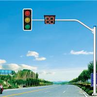 交通信号灯杆、