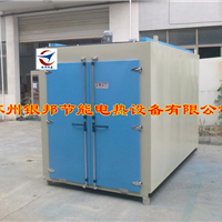 轨道式聚氨酯硫化烤箱 聚氨酯胶辊固化烤箱