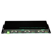 HDMI VGA混合信号二画面分割器高清1080P