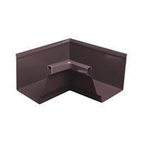 供应别墅屋檐金属雨水槽排水系统