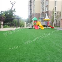 幼儿园人造草坪,彩虹跑道,人工草坪