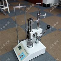 弹簧拉压试验机_手动式弹簧拉压力试验机1000N