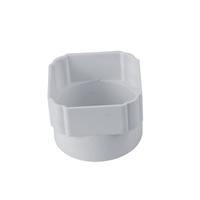 供应PVC排水檐槽雨水管