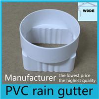 供应屋面PVC积水槽落水系统