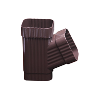 供应屋檐金属集水槽排水系统