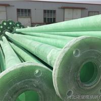 供应河南dn80玻璃钢法兰扬程泵井管生产厂家