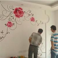 壁纸漆装饰光泽度好,呈现出不同的绚丽色彩