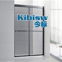浴室隔断玻璃推拉门卫生间干湿分区浴屏隔断